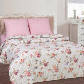 «Вдохновение» двуспальное с европростыней постельное белье, Поплин, Арт Дизайн