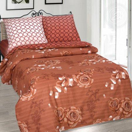 Постельное белье «Вечер» 1,5 - спальное, Поплин, Арт Дизайн