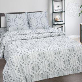 «Эшли» 1,5 - спальное постельное белье, Поплин, Арт Дизайн