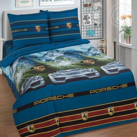 «Адреналин» 1,5 - спальное постельное белье, Поплин, Арт Дизайн
