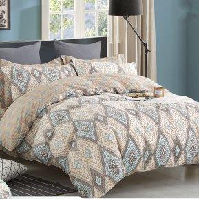 «CA-7-149» семейное постельное белье, Сатин, АльВиТек