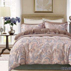 «CA-7-148» семейное постельное белье, Сатин, АльВиТек