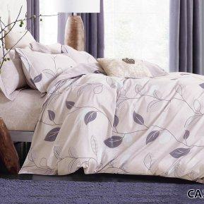 «CA-1-140» 1,5 - спальное постельное белье, Сатин, АльВиТек