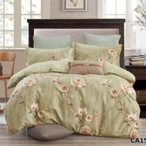 «CA-7-150» семейное постельное белье, Сатин, АльВиТек