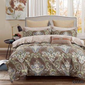 «CA-7-151» семейное постельное белье, Сатин, АльВиТек