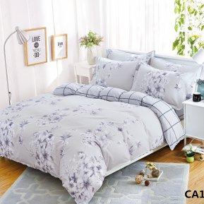 «CA-6-129» ЕВРО постельное белье, Сатин, АльВиТек