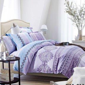 «CKA-7-013» семейное постельное белье, Сатин, АльВиТек