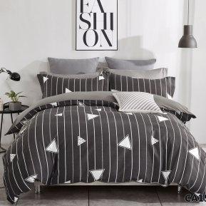 «CA-7-152» семейное постельное белье, Сатин, АльВиТек