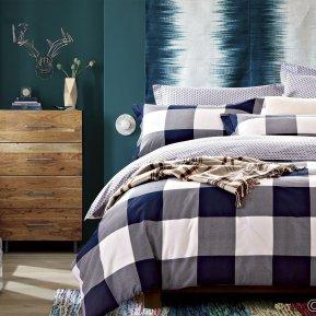 «CA-7-134» семейное постельное белье, Сатин, АльВиТек