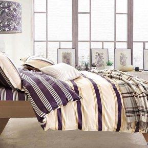 «CA-7-147» семейное постельное белье, Сатин, АльВиТек