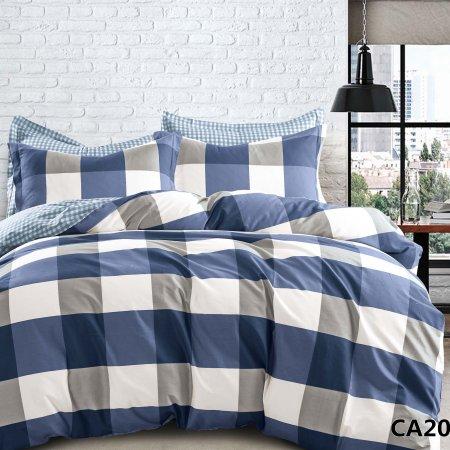 Постельное белье «CA-1-203» 1,5 - спальное, Сатин, АльВиТек