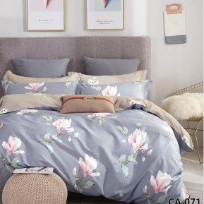 «CA-7-071» семейное постельное белье, Сатин, АльВиТек