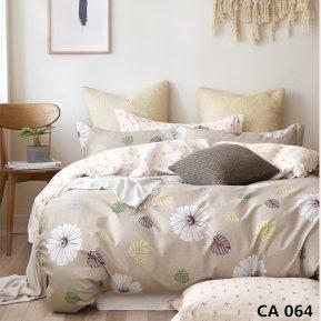 «CA-7-064» семейное постельное белье, Сатин, АльВиТек