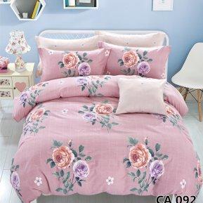 «CA-7-092» семейное постельное белье, Сатин, АльВиТек
