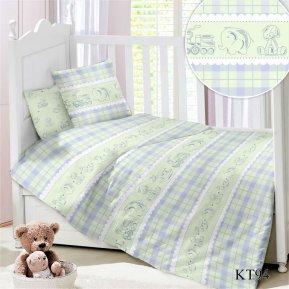 Постельное белье KT-94 Ретро Игрушки дет. кроватка