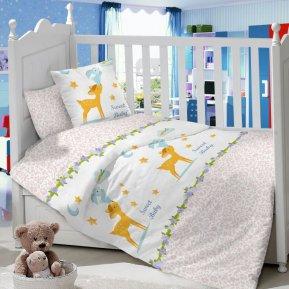 Постельное белье KT-32 Олененок дет. кроватка