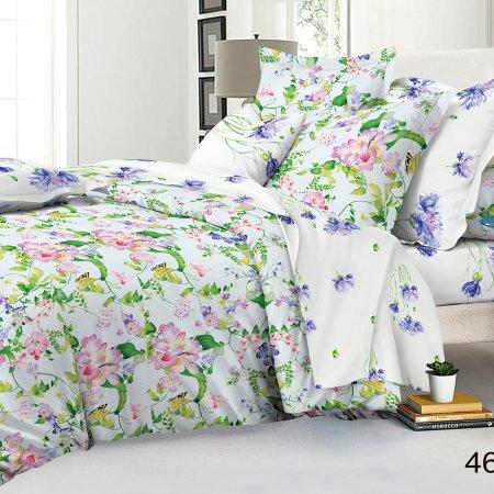 Постельное белье «15/460-SL» 1,5 - спальное, Сатин, Cleo