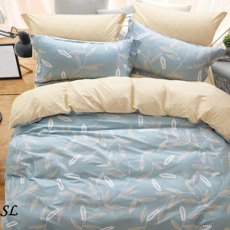 Постельное белье «15/150-SL» 1,5 - спальное, Сатин, Cleo