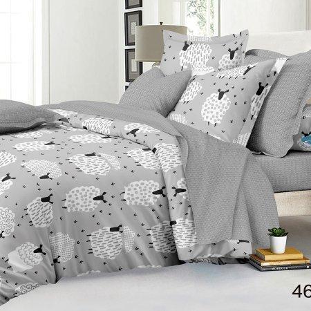 Постельное белье «15/469-SL» 1,5 - спальное, Сатин, Cleo