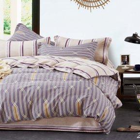 «20/277-SL» двуспальное постельное белье, Сатин, Cleo