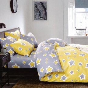 «55/044-sb» дет. кроватка постельное белье, Сатин, Cleo