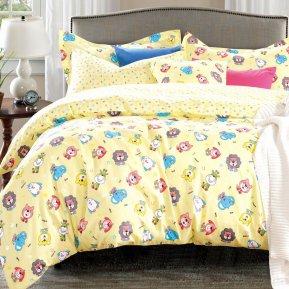 «55/047-sb» дет. кроватка постельное белье, Сатин, Cleo