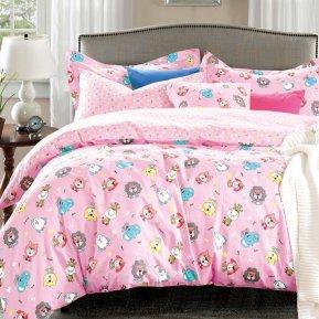 «55/045-sb» дет. кроватка постельное белье, Сатин, Cleo