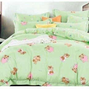 «55/034-sb» дет. кроватка постельное белье, Сатин, Cleo