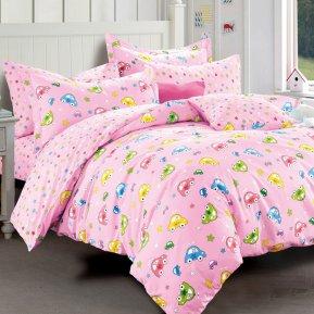 «55/046-sb» дет. кроватка постельное белье, Сатин, Cleo