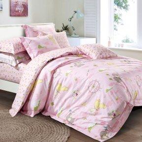 «55/036-sb» дет. кроватка постельное белье, Сатин, Cleo