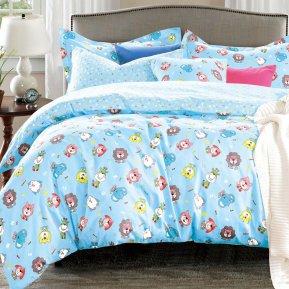 «55/048-sb» дет. кроватка постельное белье, Сатин, Cleo