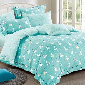 «55/040-sb» дет. кроватка постельное белье, Сатин, Cleo