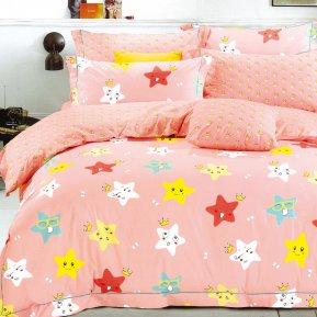 «55/043-sb» дет. кроватка постельное белье, Сатин, Cleo
