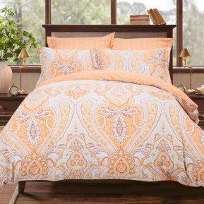 «B-187» семейное постельное белье, Сатин, СайлиД