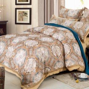 «D-178» семейное постельное белье, Сатин, СайлиД