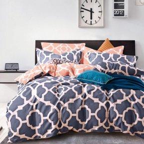 «TPIG4-562» 1,5 - спальное постельное белье, САТИН, TANGO