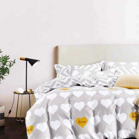 Постельное белье «TPIG4-290» 1,5 - спальное, Сатин, TANGO