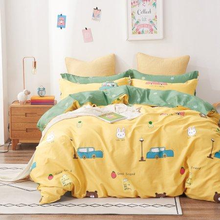 Постельное белье «TPIG4-937-1050» 1,5 - спальное, Сатин, TANGO