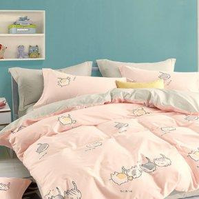 «TS01-X72» 1,5 - спальное постельное белье, САТИН, TANGO