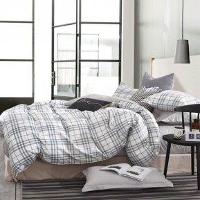 «TPIG2-566-50» двуспальное с европростыней постельное белье, САТИН, TANGO