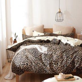 «TPIG2-539-50» двуспальное с европростыней постельное белье, САТИН, TANGO