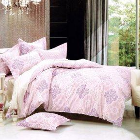 «TPIG2-1001-50» двуспальное с европростыней постельное белье, САТИН, TANGO