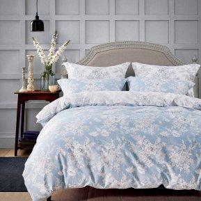 «TPIG2-342-50» двуспальное с европростыней постельное белье, САТИН, TANGO