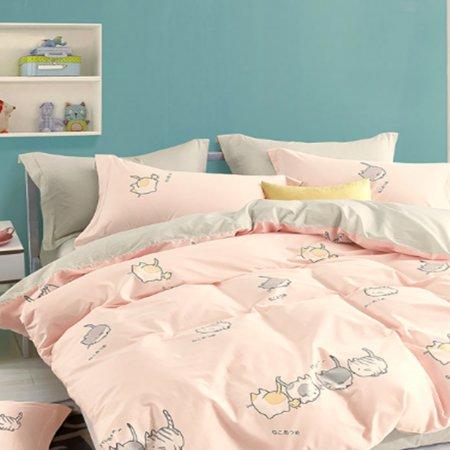 «TS02-X72-50» двуспальное с европростыней постельное белье, САТИН, TANGO