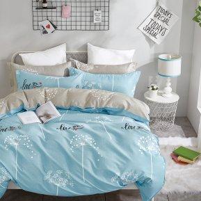 «TPIG2-383-70» двуспальное с европростыней постельное белье, САТИН, TANGO