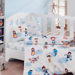«1042-35» дет. кроватка постельное белье, РАНФОРС, TANGO