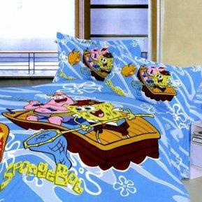 «СВ10-014» 1,5 - спальное постельное белье, САТИН, TANGO