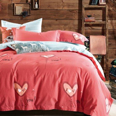 «TS05-X61» семейное постельное белье, САТИН, TANGO