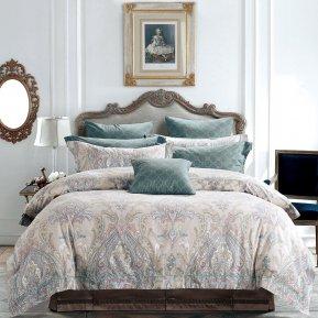 «TS05-X23» семейное постельное белье, САТИН, TANGO