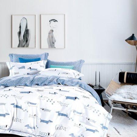 «TS05-X78» семейное постельное белье, САТИН, TANGO